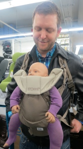 Stokke Carrier